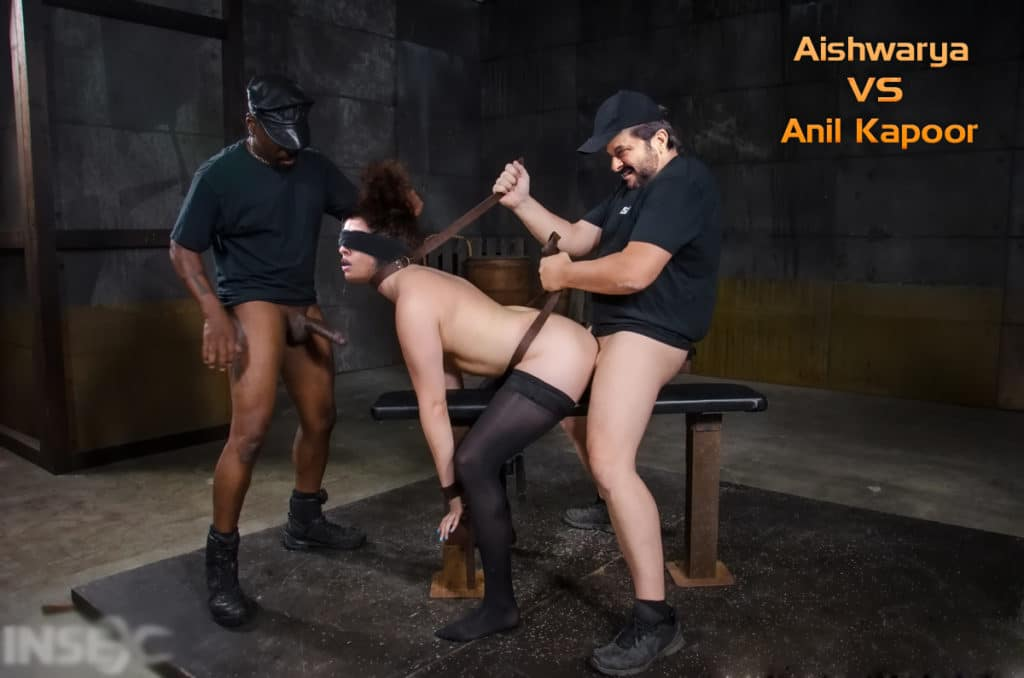 Aishwarya Rai leashed bdsm fuck with Anil Kapoor