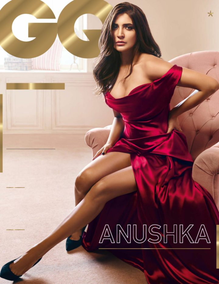 Anushka Sharma GQ cover
