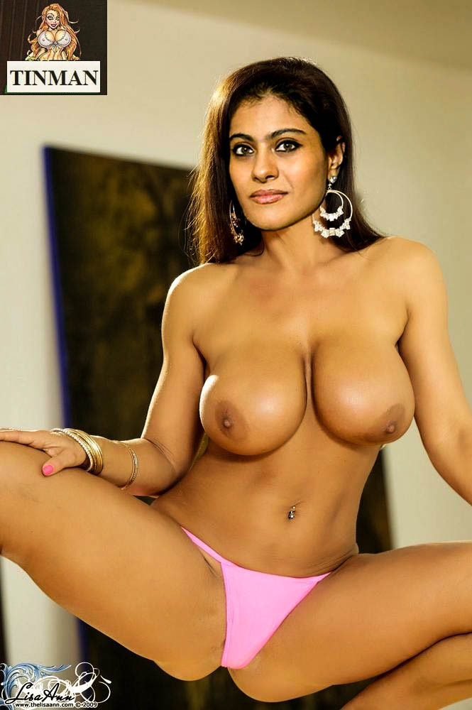 Hot Indian Actress Kajol Nude Pics Exposed-7989