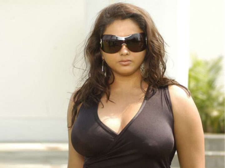 Namitha hard nipples