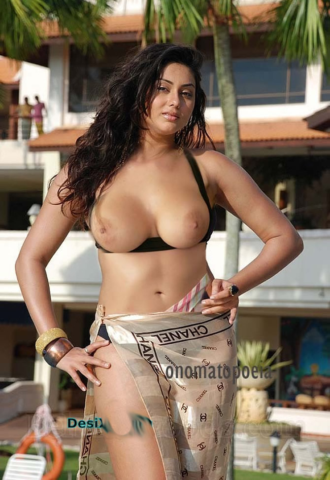 Namitha nude boobs