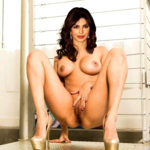 Priyanka Chopra naked boobs