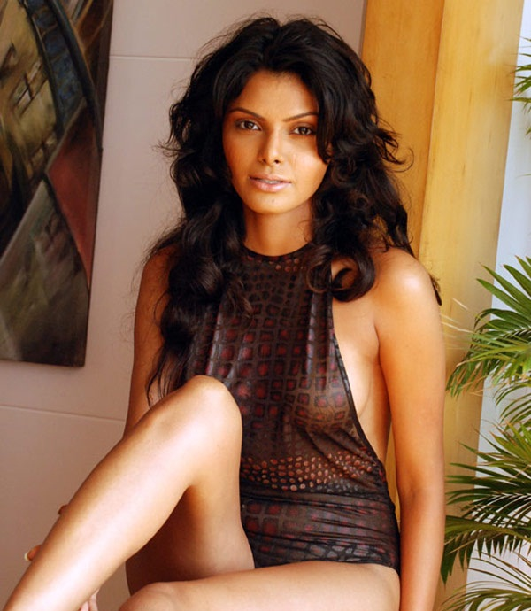 Sherlyn Chopra photoshoot