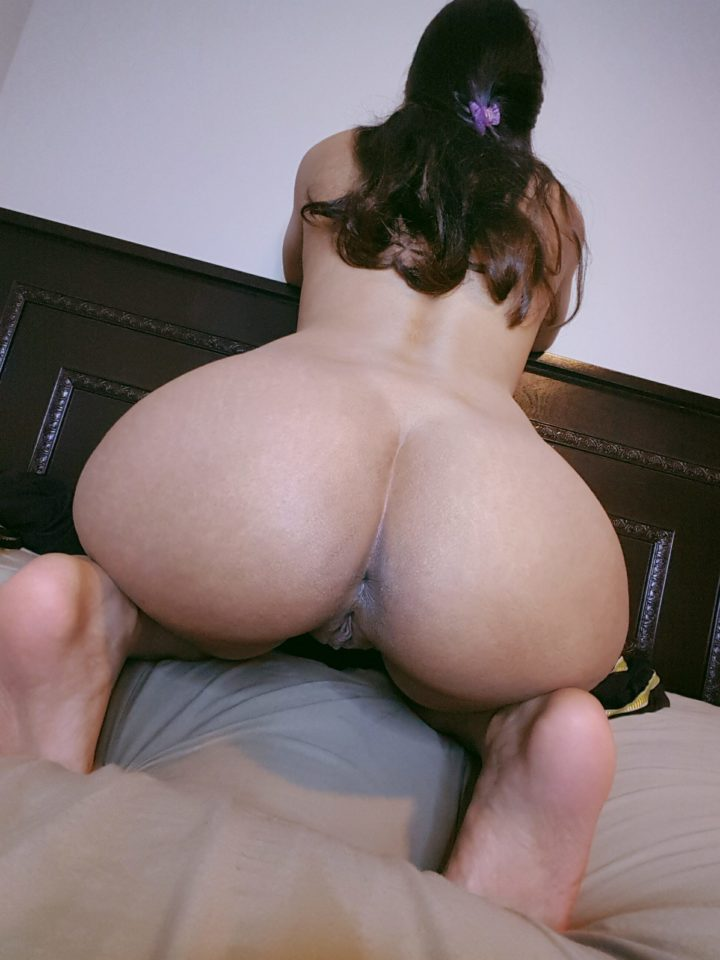 Desi girl asshole