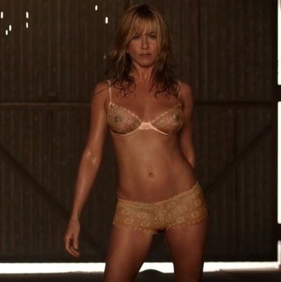 Jennifer Aniston big