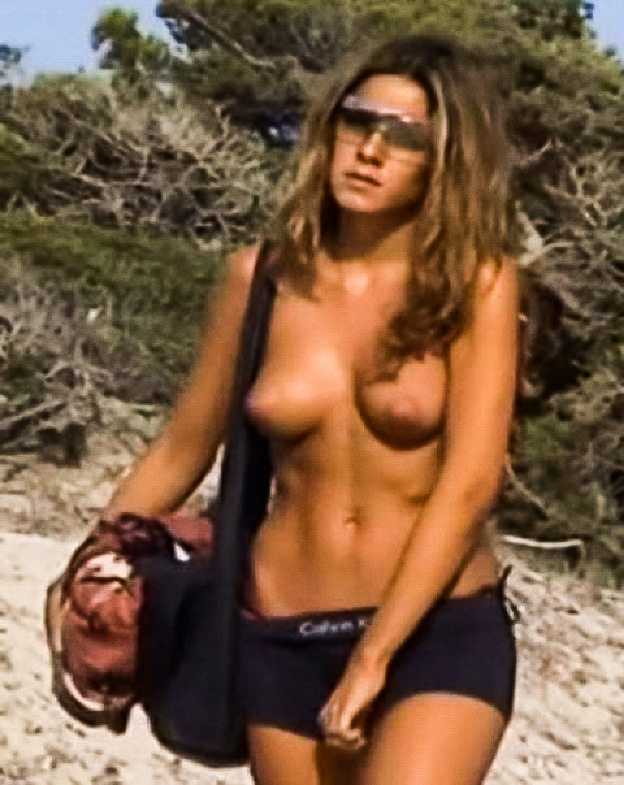 Real jennifer anniston nudes