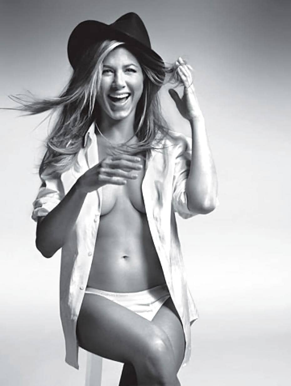 Jennifer Aniston xxx
