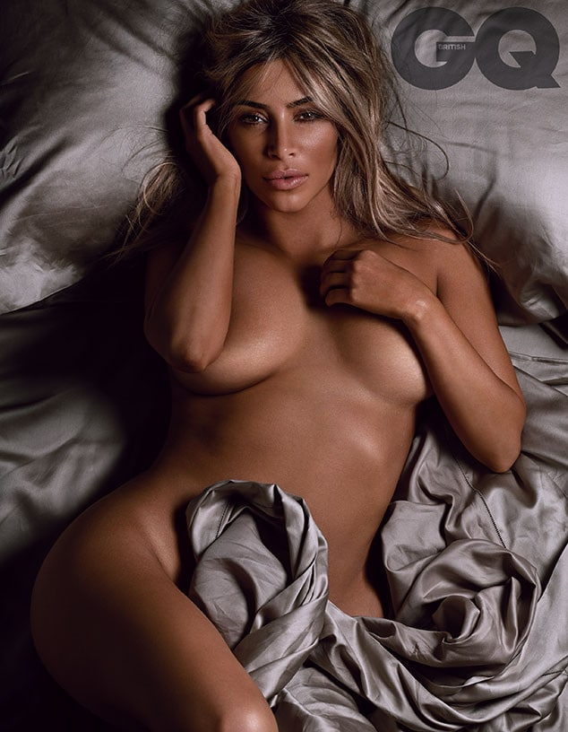 Kim Kardashian hot boobs