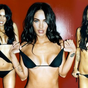 Megan Fox doggystyle